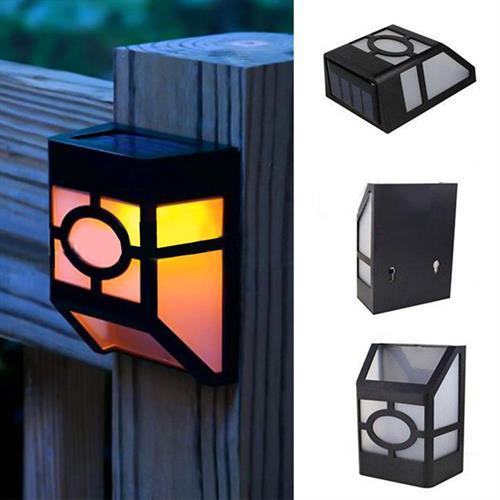 מנורת לד סולארית בעיצוב חדשני