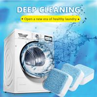 טבליות הפלא לניקוי מכונת הכביסה