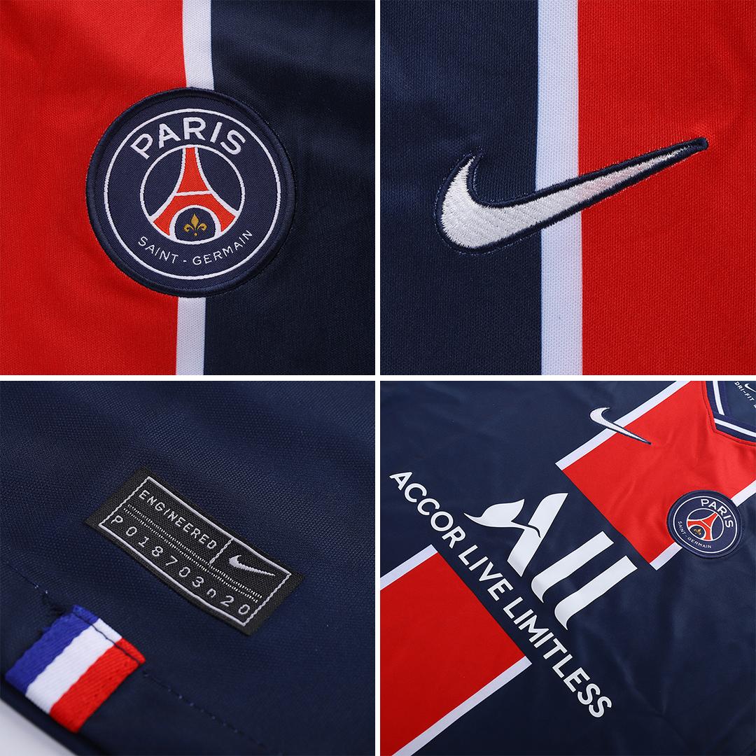 חולצת פריז סן ז רמן בית נשים 20 21 חולצות כדורגל נשים