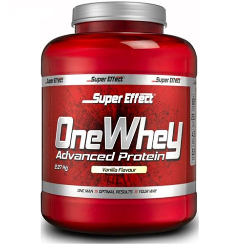 אבקת חלבון Super Effect OneWhey סופר אפקט 2.27 ק״ג