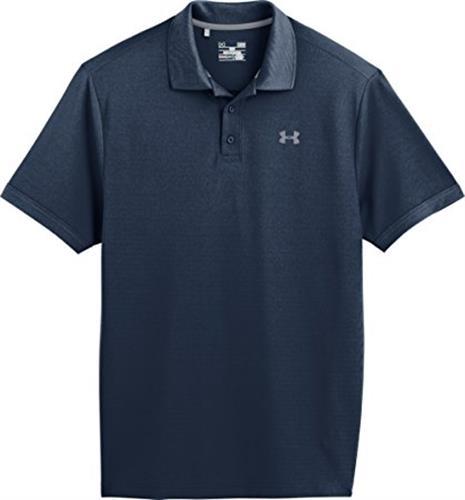חולצת פולו אנדר ארמור סדרת גולף לגבר 408 1310814   Under Armour Men's Performance Polo