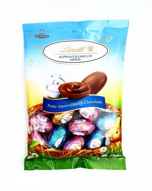 Lindt מארז מיני ביצי שוקולד