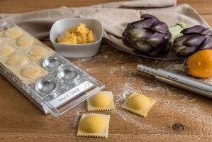 מגש להכנת רביולי, Ravioli Tablet