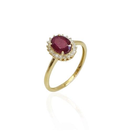 טבעת דיאנה יפהפייה