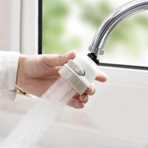 ראש מים מגביר זרם  לברז בכיור המבטח