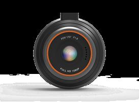 מצלמת רכב מיני עם חיישן ה G-sensor