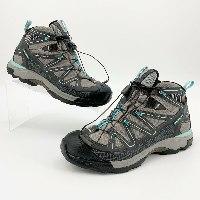 נעלי טיולים לנשים Salomon X Tiana Mid GTX
