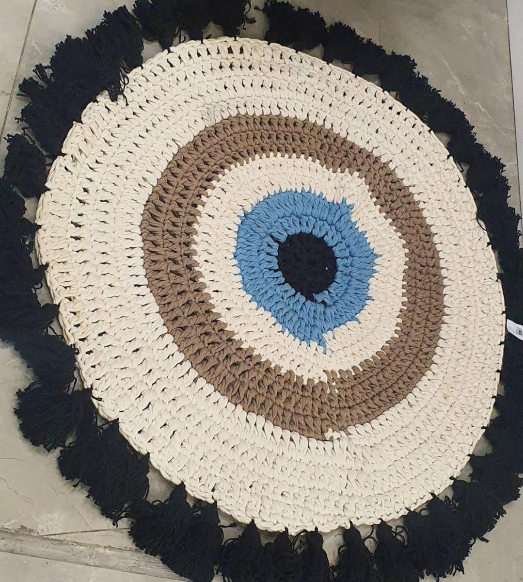 שטיח עיין סרוג 80