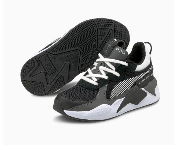 נעלי ספורט RS-X שחורות (21-39) PUMA