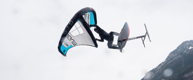 גלישת ווינג -   North Wind sea sports