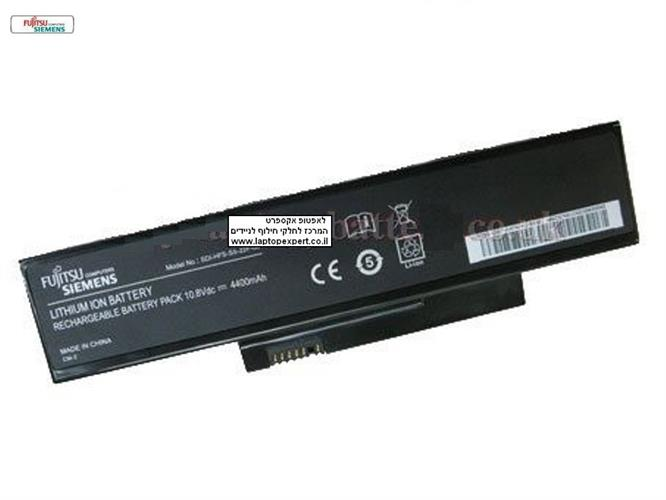 סוללה מקורית 6 תאים למחשב נייד פוגיטסו Fujitsu Siemens Esprimo V5515 V5535 V5555 V6515 V6545 V6555 Battery