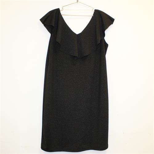 שמלת ערב וולן שחור