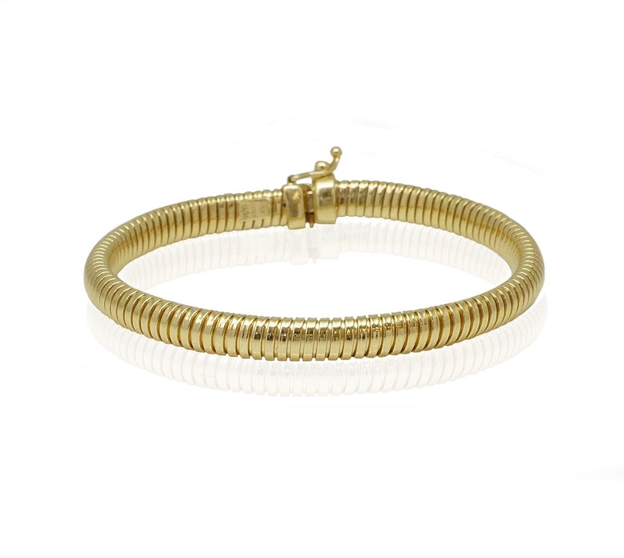צמיד זהב קוברה