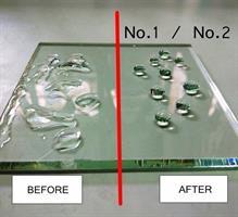 ספריי נוזל נאנו נוגד מים לשמשת הרכב