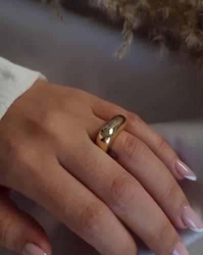 טבעת שיקגו זהב