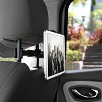 מחזיק פלאפון וטאבלט למושב האחורי ברכב