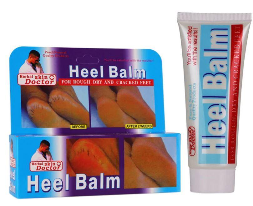 HEEL BALM - משחה טיפולית לעור יבש, קשה וסדוק בכף הרגל