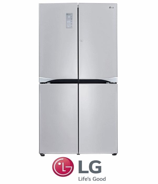 מקרר 4 דלתות GR-B909DID LG מתצוגה !