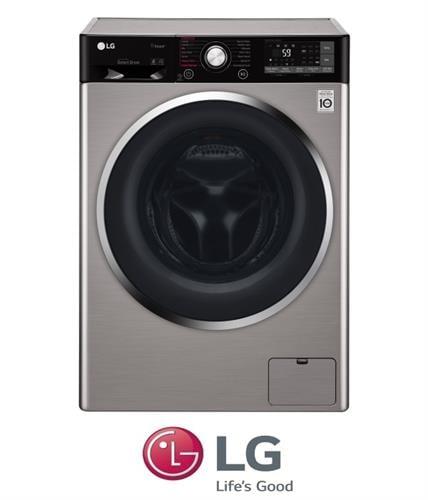 LG מכונת כביסה 10.5 קילו  דגם F- 10514WV