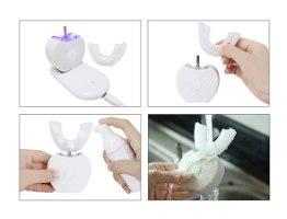 מברשת שיניים אוטומטית חשמלית 360°