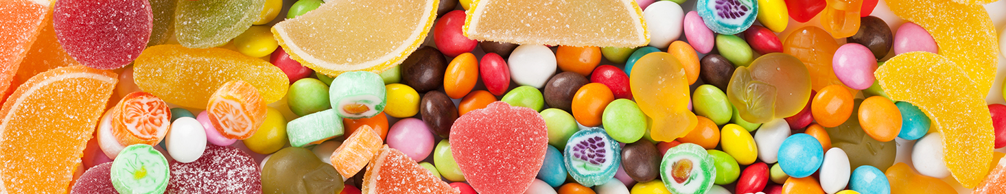 ממתקים - מידולסה עולם של מתוקים