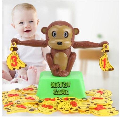 קוף מאזניים - ללימוד מספרים וחשבון