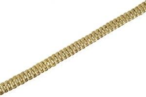 צמיד חוליות זהב לנשים
