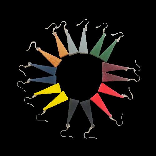 עגילי אורין-מגוון צבעים