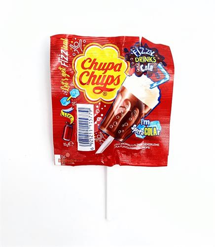 Chupa Chups Fizzy Cola