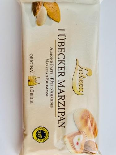 Марципан Лубека 52% 200 гр