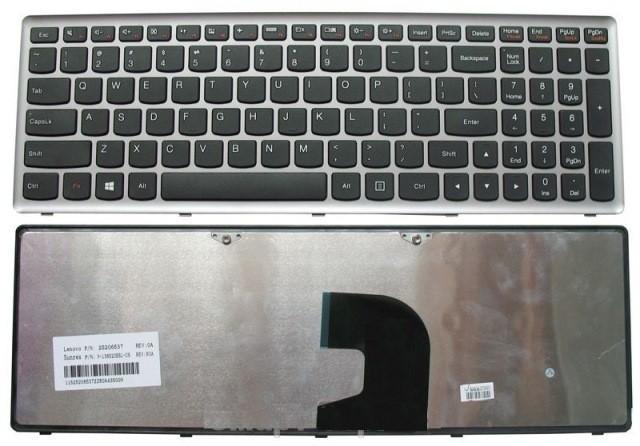 מקלדת למחשב נייד לנובו Lenovo IdeaPad Z500 / P500 Keyboard
