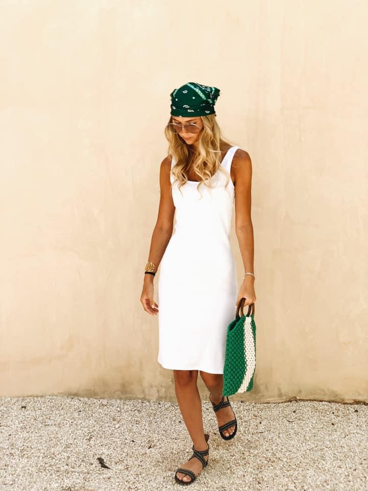 שמלת גופיה