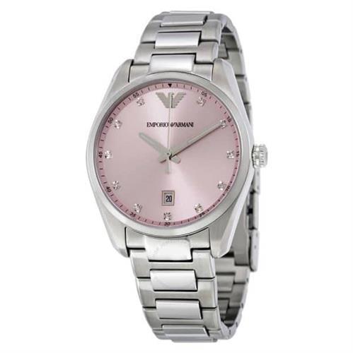 שעון אמפוריו ארמני לנשים Ar6063