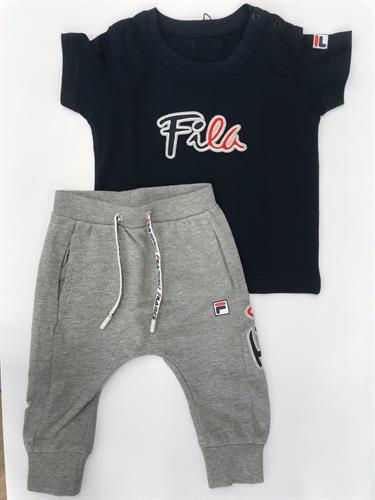 חליפה לוגו FILA