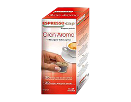 מארז 50 קפסולות גראן ארומה - Gran Aroma