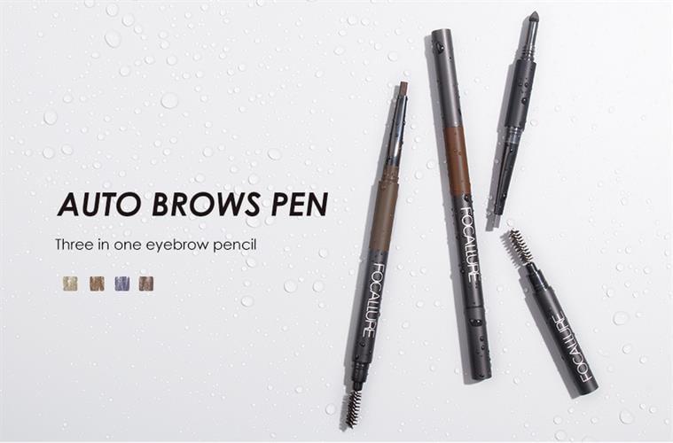 עפרון גבות 3ב-1-פוקלור