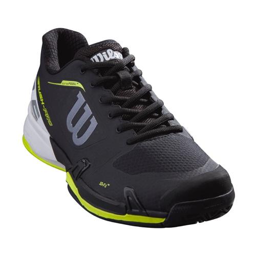 נעלי טניס גברים  2021 Wilson Rush pro 2.5 Black