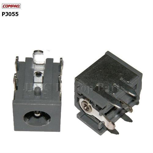 PJ055 - Compaq Evo N1005 N1010 Presario 900 1500 Dc Jack שקע טעינה למחשב נייד