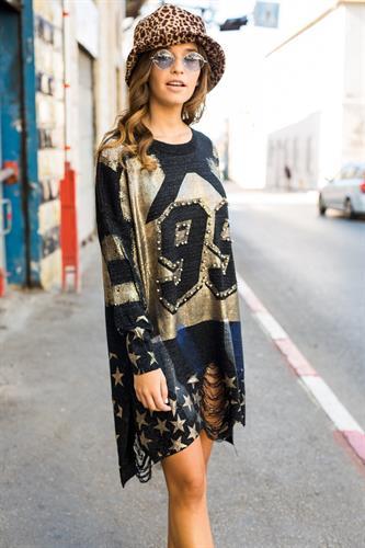 שמלה שילוב לורקס