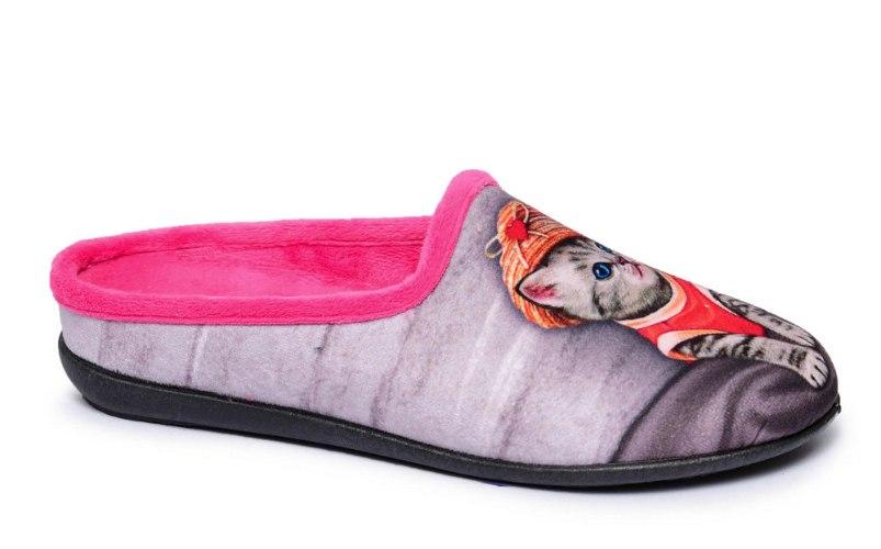 נעלי בית חמימות לנשים דגם - RO-114