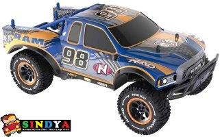 """מכונית שלט ניקו מקצועית 24 קמ""""ש NIKKO Dodge Ram"""