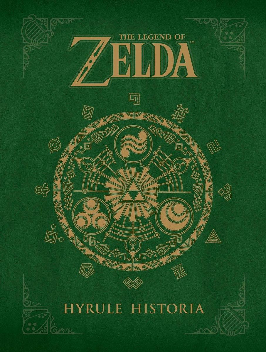 Zelda: Hyrule Historia HC