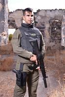 Police bulletproof vest
