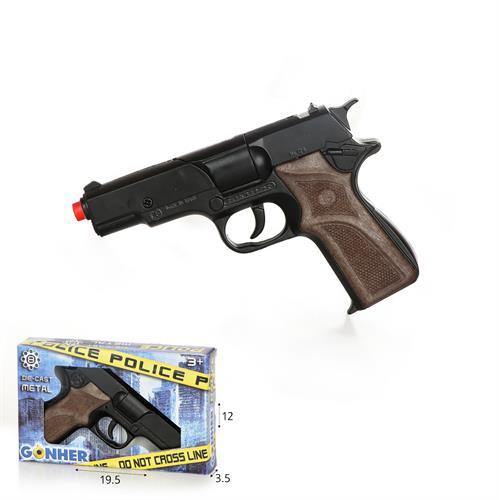 אקדח פיקות צעצוע ממתכת- ברטה