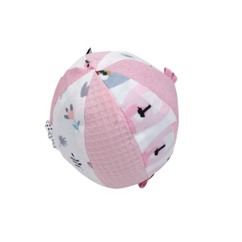 צעצוע התפתחות: כדור בד, דגם שיר