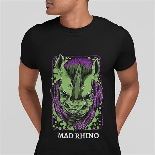חולצת טי - Mad Rhino