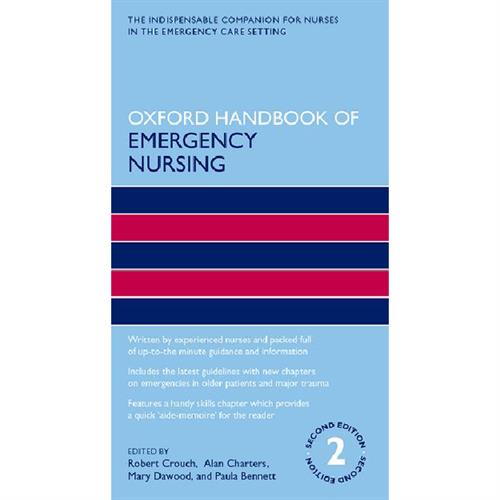 Oxford Handbook of Emergency Nursing