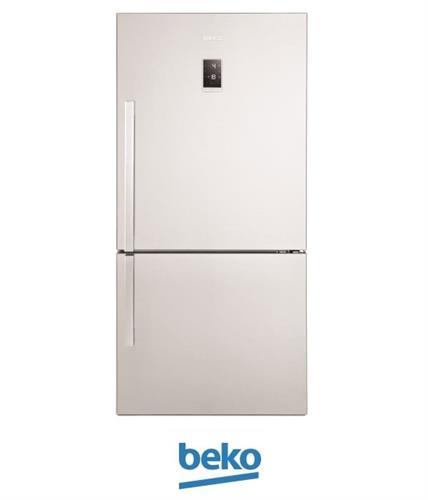 מקרר מקפיא תחתון Beko CN160235X 554 ליטר בקו