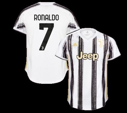 חולצת משחק יובנטוס רונאלדו 2021