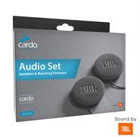 סט רמקולים ייעודיים לקסדת רוכבים 45 ממ Cardo 45mm JBL Audio set Speaker